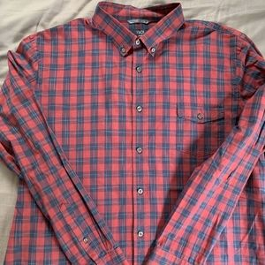 1901 (Nordstrom) Button Down Shirt (XXL)